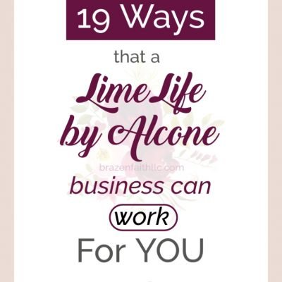 19 Ways LimeLife by Alcone Works for YOU. Why join LimeLife by Alcone, Part 2