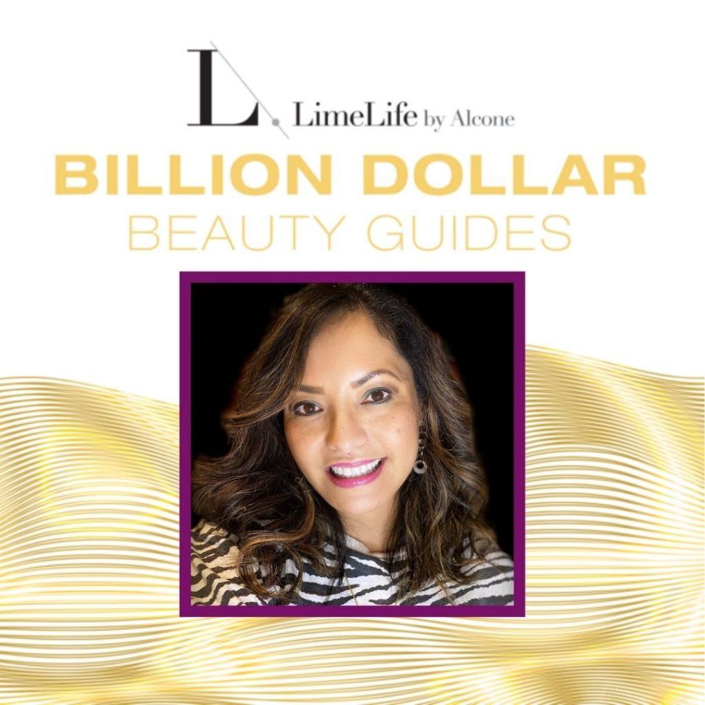 LimeLife by Alcone Billion Dollar Beauty Guides Award