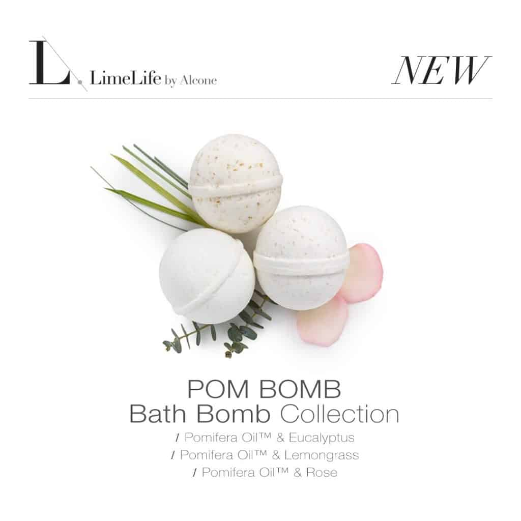 LimeLife by Alcone Skincare, LimeLife Pom Bomb, LimeLife Pom Bomb Collection, Jean Lucas, Brazen Faith LLC, Independent Beauty Guide, Anchorage, Alaska
