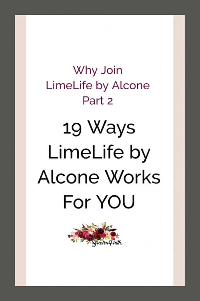 Join LimeLife by Alcone, 19 ways LimeLife by Alcone works for you, Why Join LimeLife Part 2, Brazen Faith LLC, Enroll with LimeLife, Anchorage, Alaska, Beauty Guide, Sell Professional Makeup, Side hustle