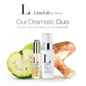 LimeLife by Alcone Dramatic Duo, One Drop Wonder, Sotoks, Anti-aging set, Jean Lucas, Brazen Faith LLC