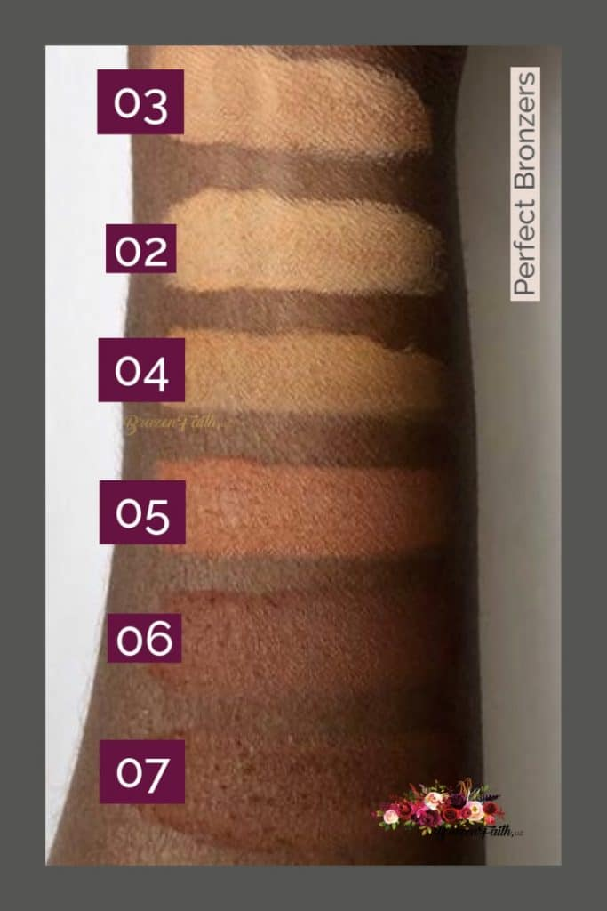 Perfect Bronzers for Deeper Skin, LimeLife by Alcone, Dynamic by Danessa Myricks, Jean Lucas, brazenfaithllc.com, #brazenfaithllc, #limelifebyalcone, #perfectbronzers, #deepbronzers