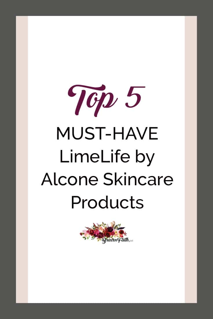 Top 5 Must-Have LimeLife by Alcone Skincare Products, Brazen Faith LLC, Jean Lucas, One Drop Wonder, Forty Cure Cream, Skin Polish, Masque of Zen, Sotoks
