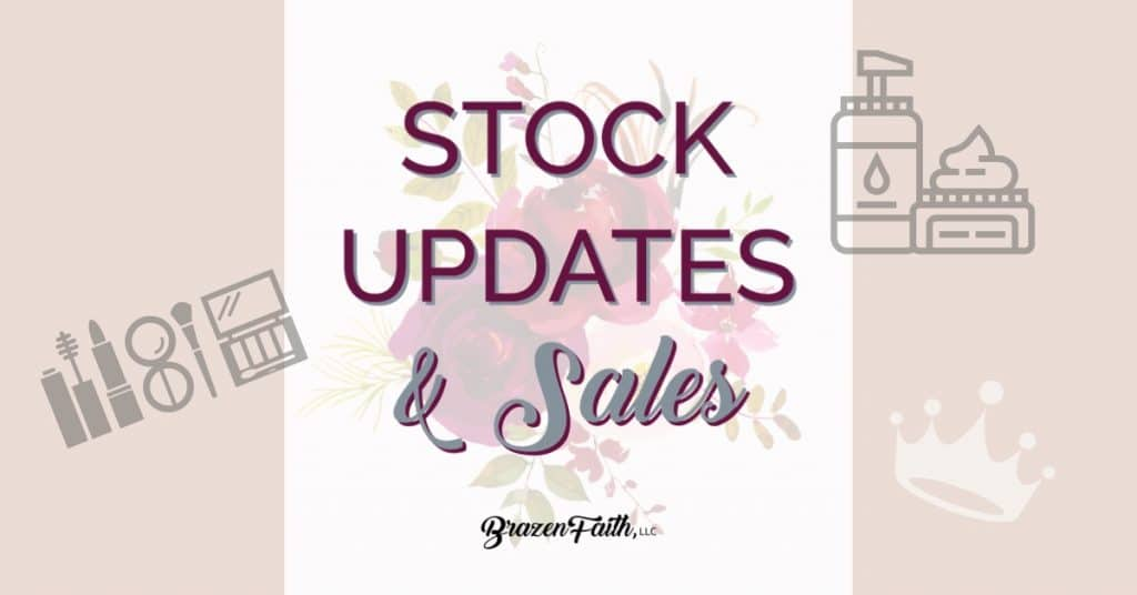 LimeLife by Alcone Stock Updates and Sales page with Jean Lucas Founding Global Beauty Guide, Brazen Faith LLC
