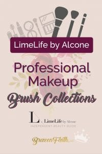 LimeLife by Alcone Collections, Pro Makeup Brushes, Founding Global Beauty Guide, Jean Lucas, Brazen Faith LLC