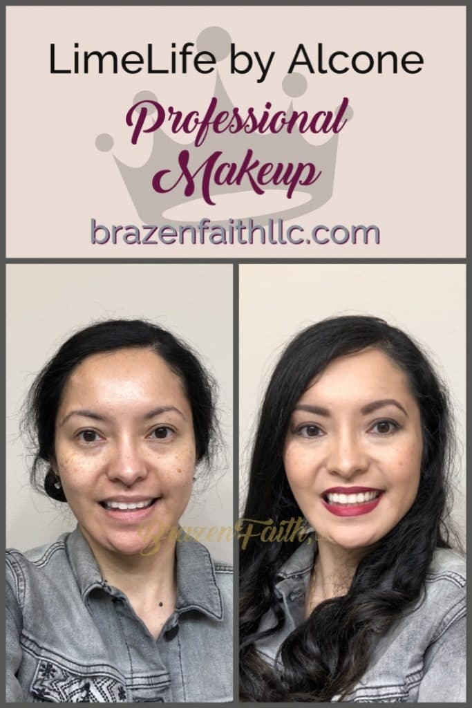 LimeLife by Alcone Professional Makeup, Jean Lucas Founding Global Beauty Guide, Brazen Faith LLC, Before and after transformation, #brazenfaithllc, #limelifebyalcone, #globalbeautyguide, #beforeandafter, #promakeup, #allnaturalskincare