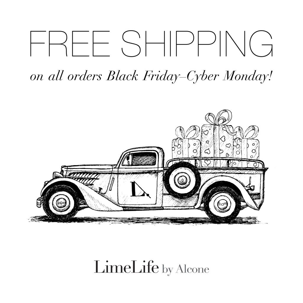 LimeLife by Alcone Free Shipping Black Friday Small Business Saturday Cyber Monday