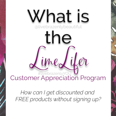 What is LimeLife's LimeLifer Customer Appreciation Program?